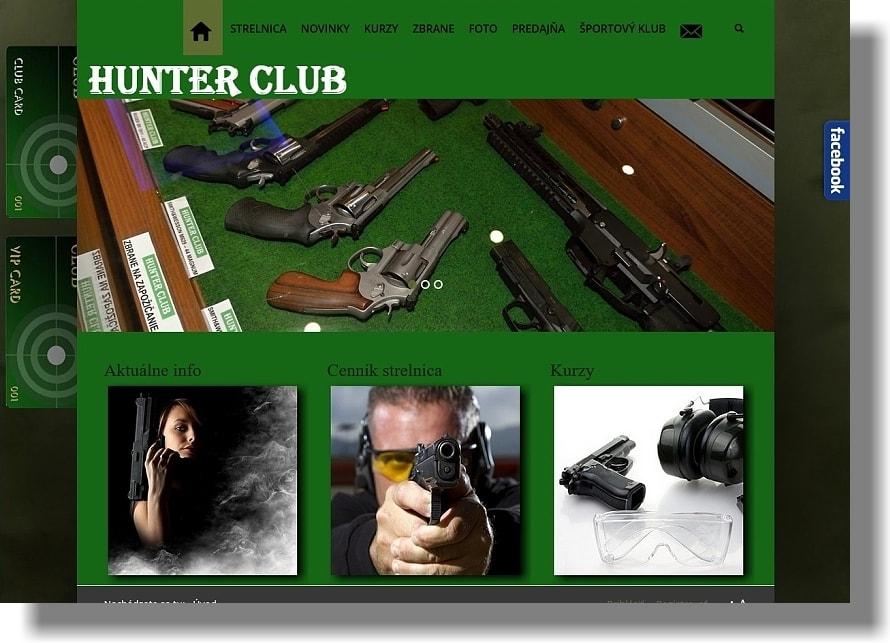 www.hunterclub.sk