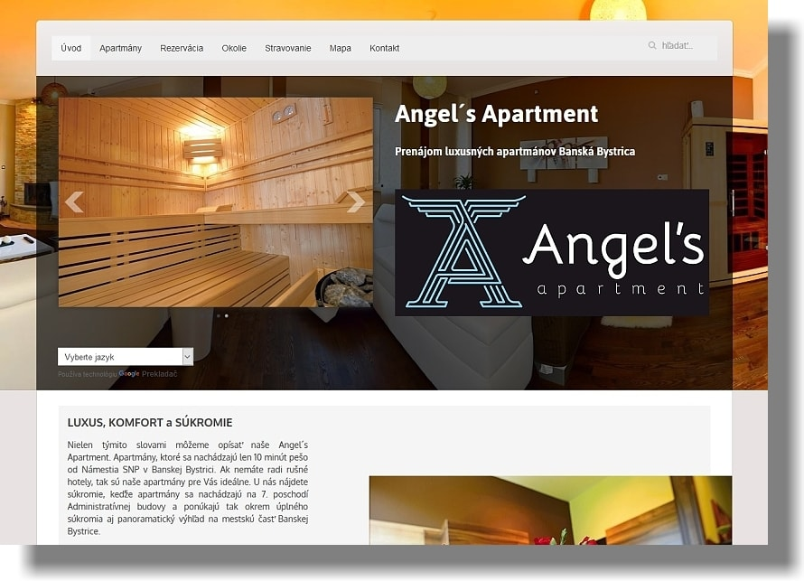 www.angelsapartment.sk