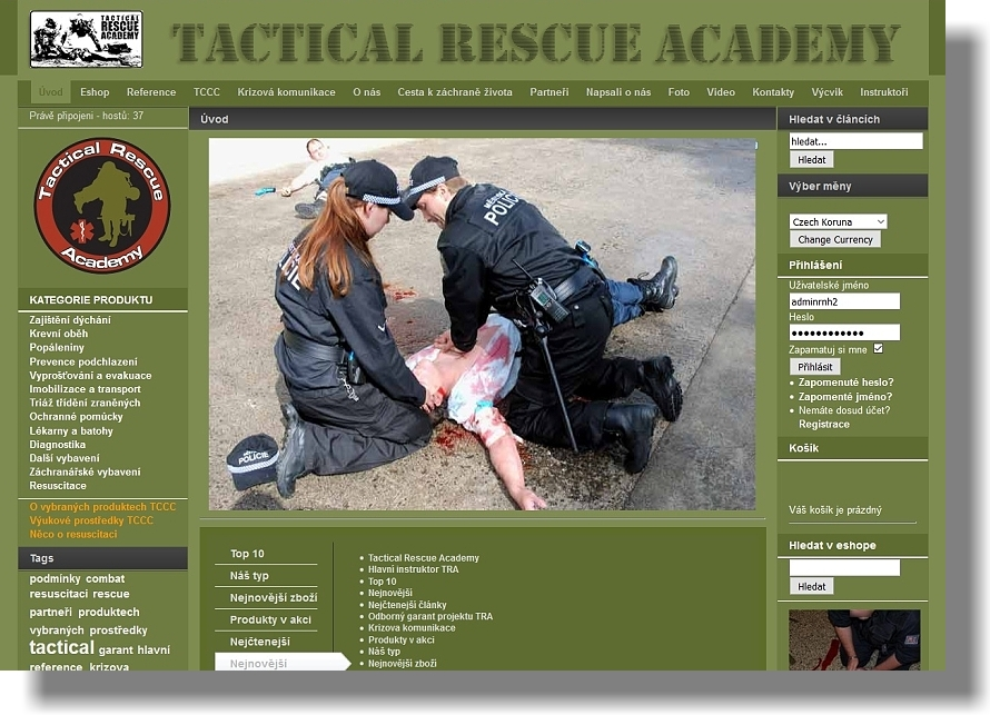 www.tacticalrescue.eu